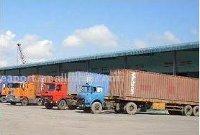 Container Truck Fleet