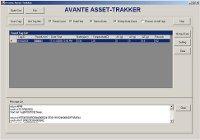Avante Asset Trakker Screenshot