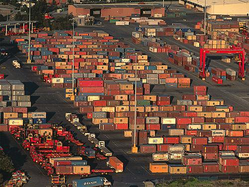 Port Terminal Container Yard And Warehouse Monitoring